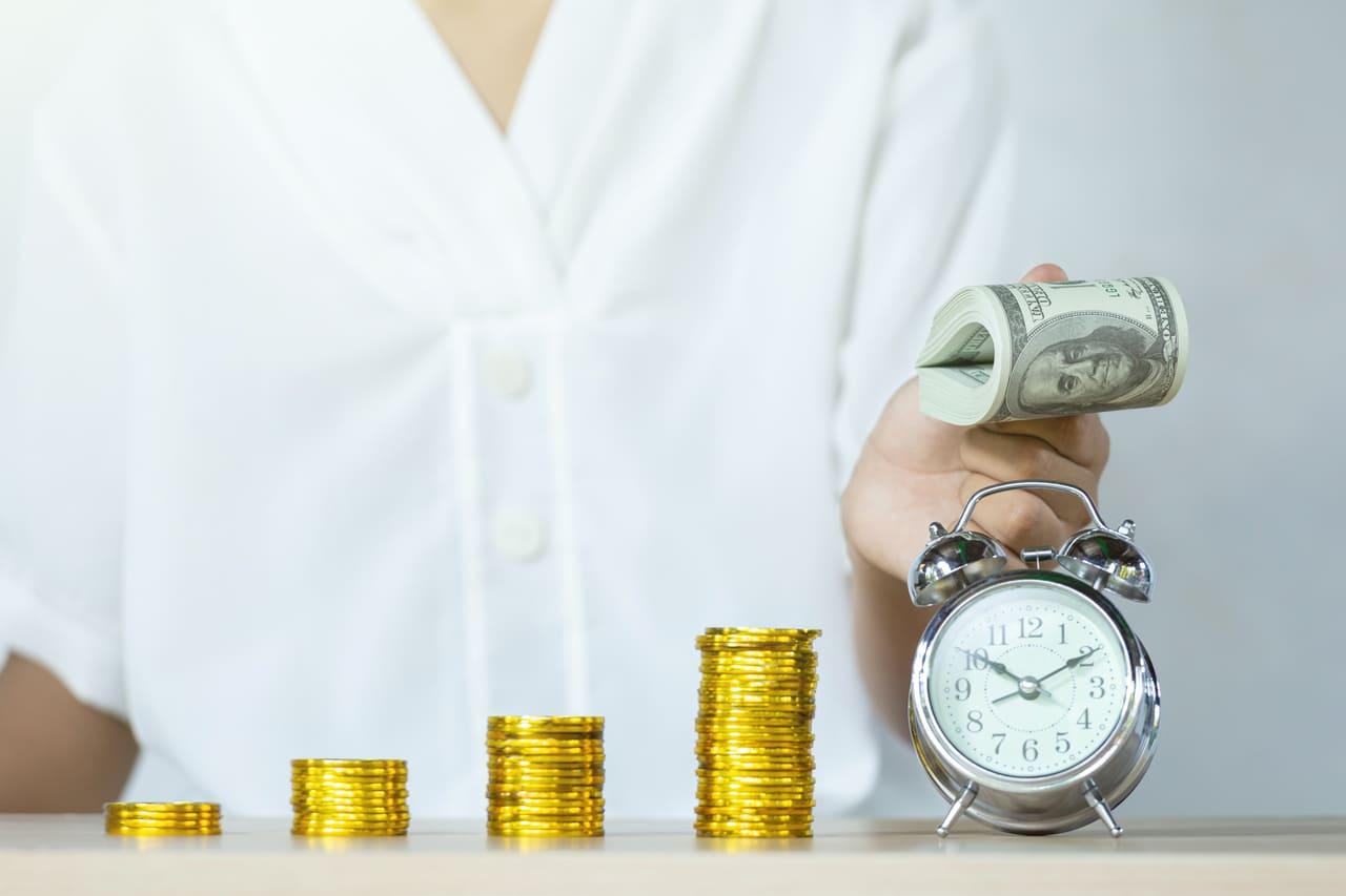 Inwestowanie długoterminowe